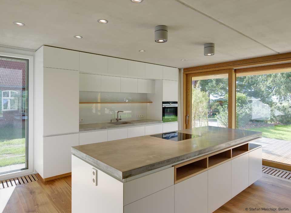 Betonarbeitsplatten | KÜCHEN - betonwerkstatt.com